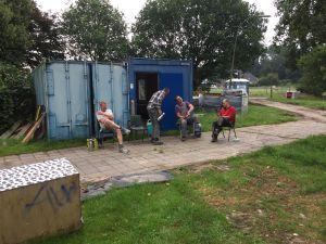 Foto 2 van het album Nieuwbouw woning + pensionstal te Assen