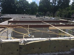 Foto 5 van het album Renovatie daken CBS de Schutkampen Smilde