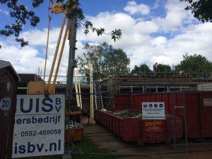 Foto 6 van het album Renovatie daken CBS de Schutkampen Smilde