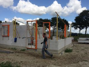 Foto 9 van het album Nieuwbouw woning in Smilde