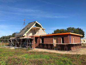 Foto 17 van het album Nieuwbouw woning in Smilde