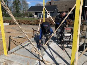 Foto 3 van het album Nieuwbouw woning Smilde