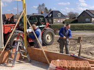Foto 6 van het album Nieuwbouw woning Smilde
