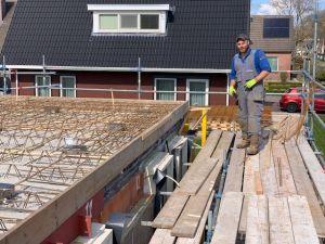Foto 8 van het album Nieuwbouw woning Smilde