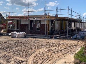 Foto 9 van het album Nieuwbouw woning Smilde