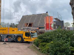 Foto 11 van het album Nieuwbouw woning Smilde