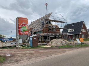Foto 13 van het album Nieuwbouw woning Smilde