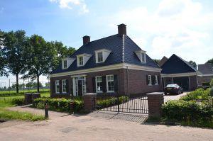 Foto 1 van het album Nieuwbouw in Dwingeloo