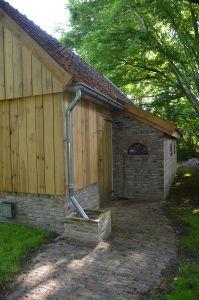 Foto 3 van het album Nieuwbouw schuur oude stijl in Dwingeloo