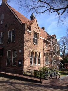 Foto 1 van het album Restauratie monumentaal pand Dwingeloo