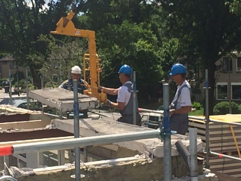Renovatie daken CBS de Schutkampen Smilde